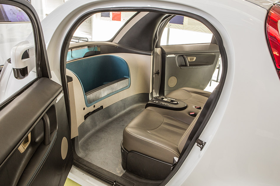 Driverless Cars Interior Wr